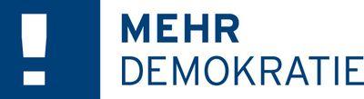 Logo von Mehr Demokratie e.V.