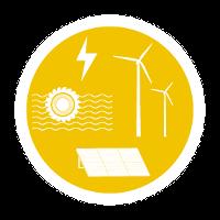 Icon Energieversorgung