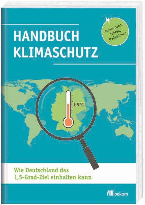 Cover Handbuch Klimaschutz