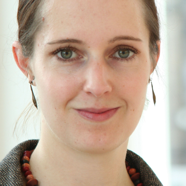Foto von Pressesprecherin Anne Dänner