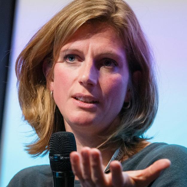 Foto von Prof. Dr. Maja Göpel