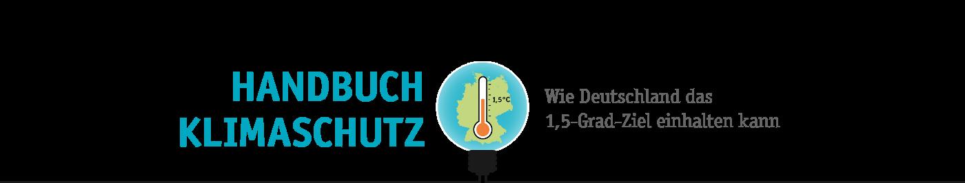 Logo Handbuch Klimaschutz